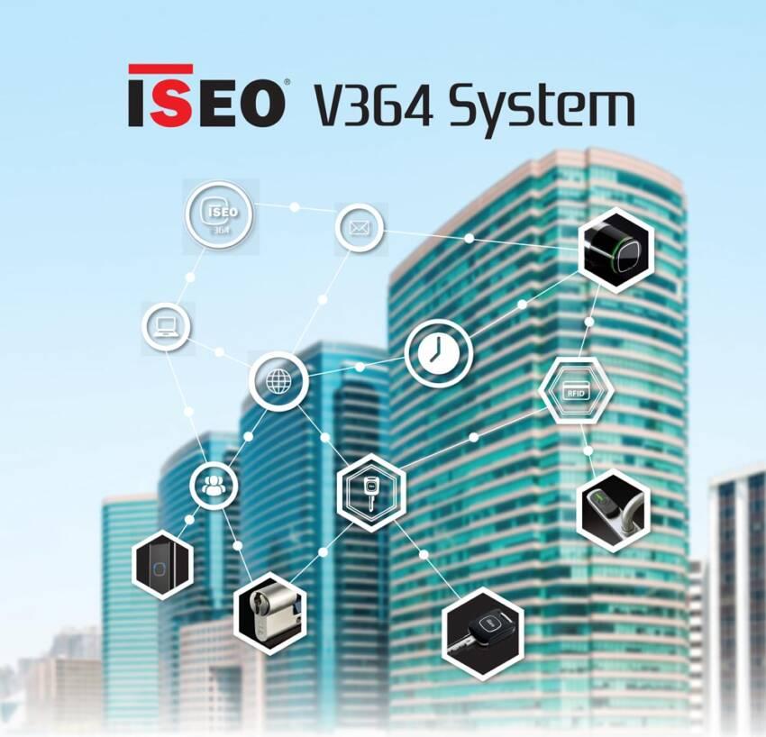 ISEO V364 System