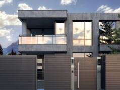 ALUMINCO Moderne ograde od aluminijuma