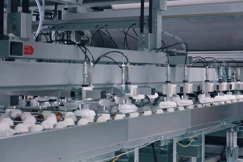 Laminirano sigurnosno staklo sa velikim kapacitetom proizvodnje