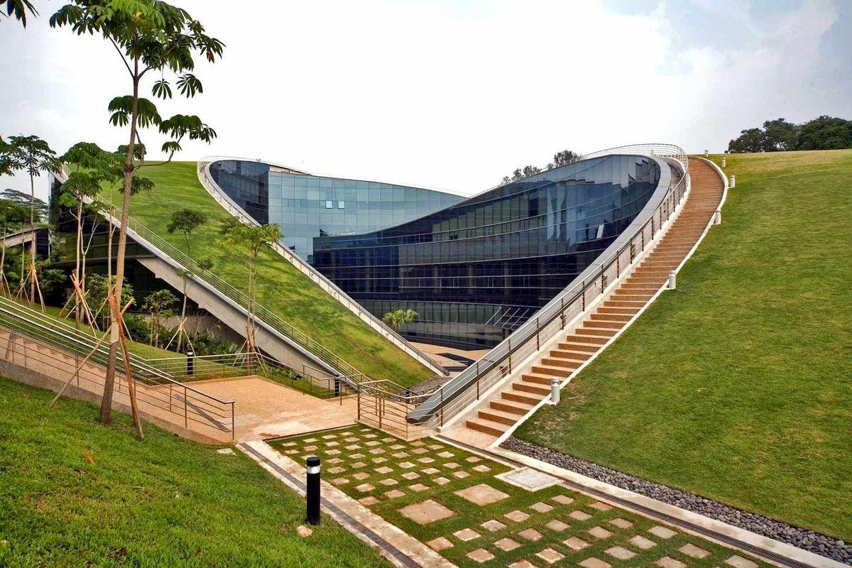 School of Art, Design and Media, Singapur